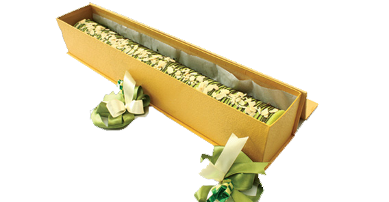 Long Roll Cake Pandan